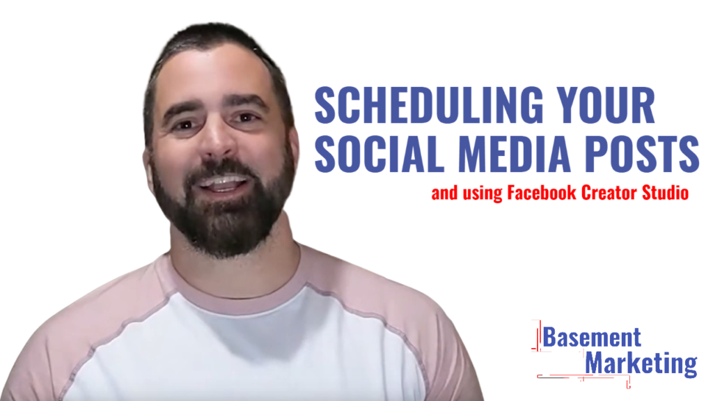 Featured Image - Scheduling Posts